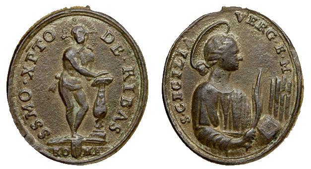 Recopilación medallas con el Rostro de Cristo ( Salvator Mvndi II) V4ew