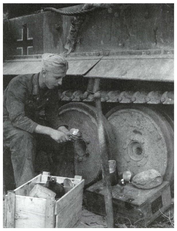 Tiger I du sPzAbt. 501 en Tunisie 1943 Tigerinr02spzabt5013