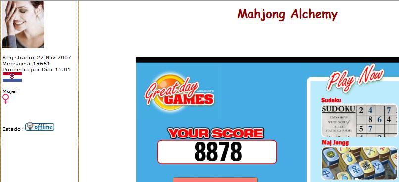 Mahjong Alchemy (juego flash) 37391616