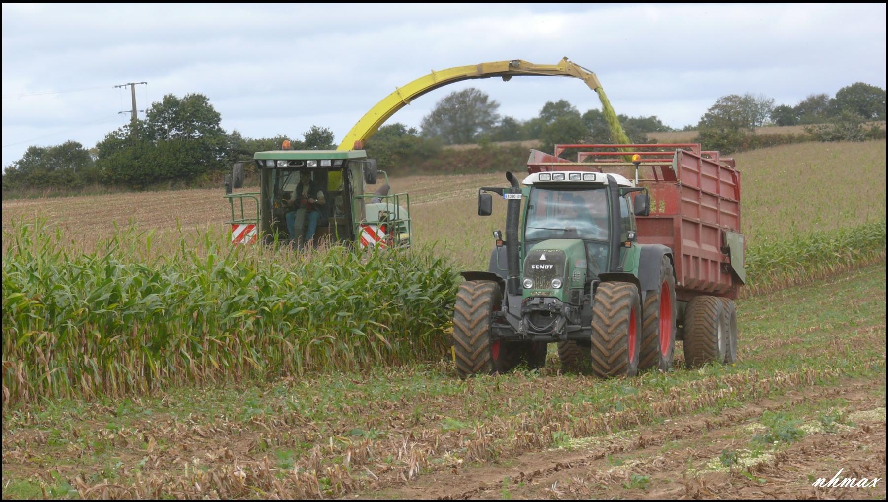 Ensilage de maïs 2011 P110058850