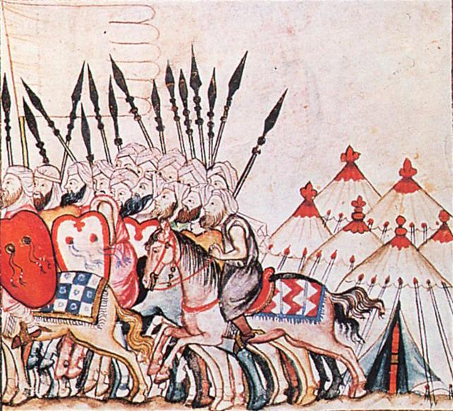 La reconquista de Sevilla, 23 de noviembre de 1248 Pzw6