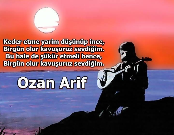 Bir Gün Olur / Ozan Arif 3ayq