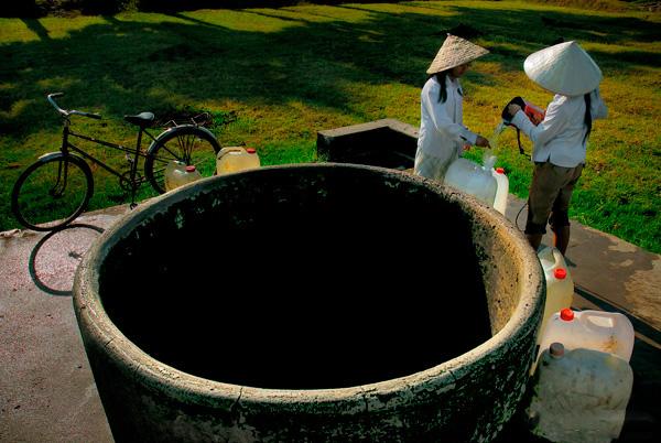 Làng quê Giengque