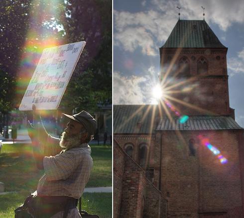 Photographie et vidéo - Artefacts, effets et méprises - Page 4 Churchandpreacher