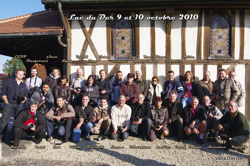 Rencontre Lac du Der 9 et 10 octobre 2010 (Sortie annuelle) - Page 47 Lacdergroupephotovalou