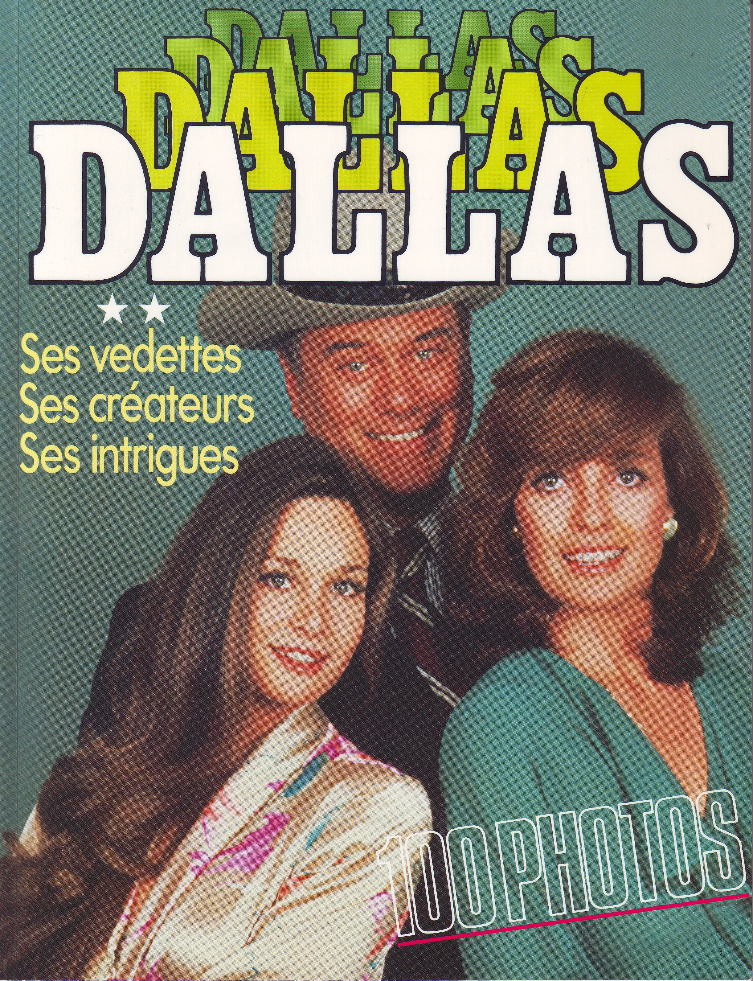 DALLAS, mon univers impitoyable ! - Page 2 Dallas4