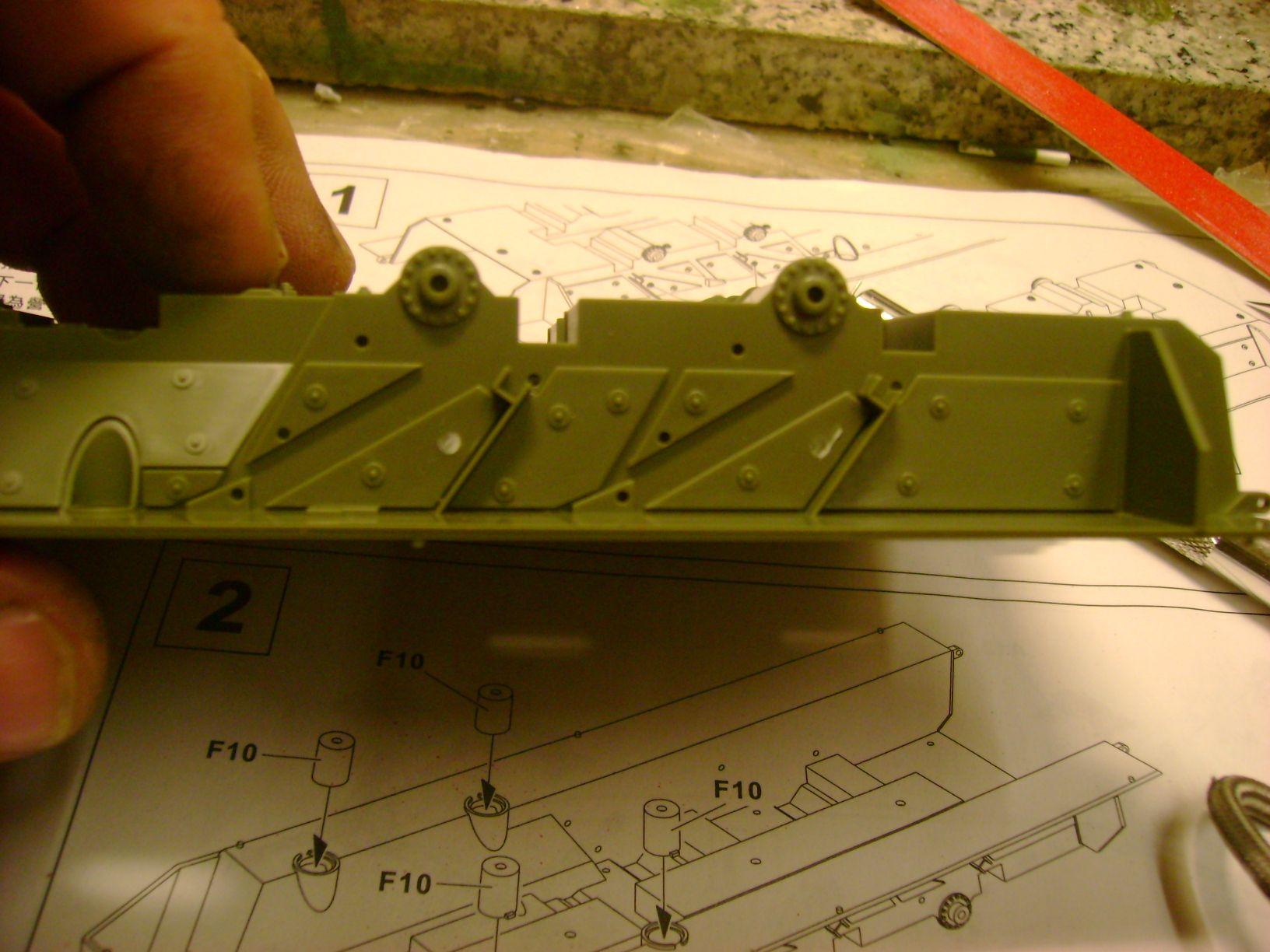 M1130 Stryker Commander's Vehicle, le Stryker de Tuche.....montage terminé.. 68629383