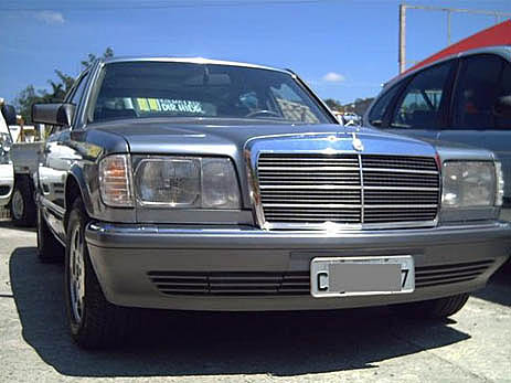 W126 500 SEL 5.0 V8 1990/1990 - R$ 27.300,00 500sel19901