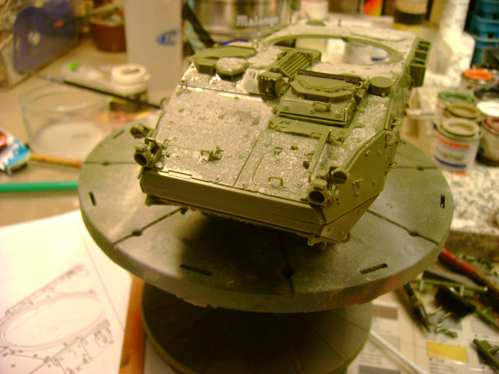 Stryker M1128 MGS Terminé.... 33442897