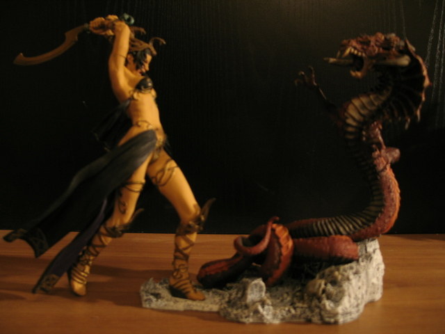 Barbarian Fan Collection Heroic-Fantasy (MAJ 01/01/13) 20090306statuecollectioo