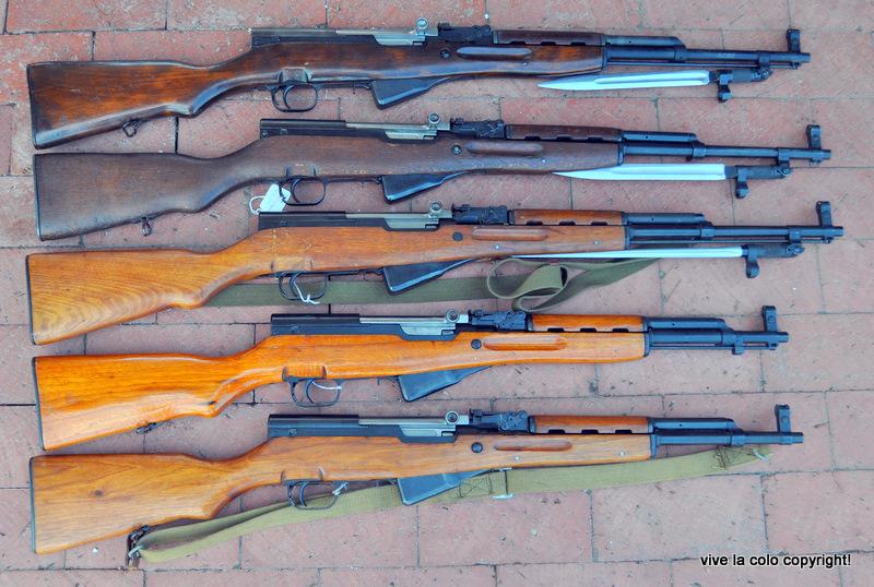 Carabine SKS part 2 Dsc0903wv