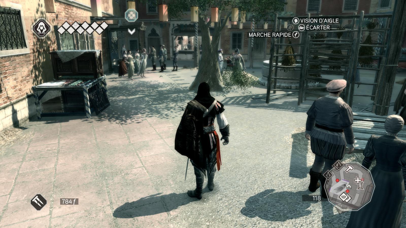 Tusques - Black Version Assassinscreediigame201q