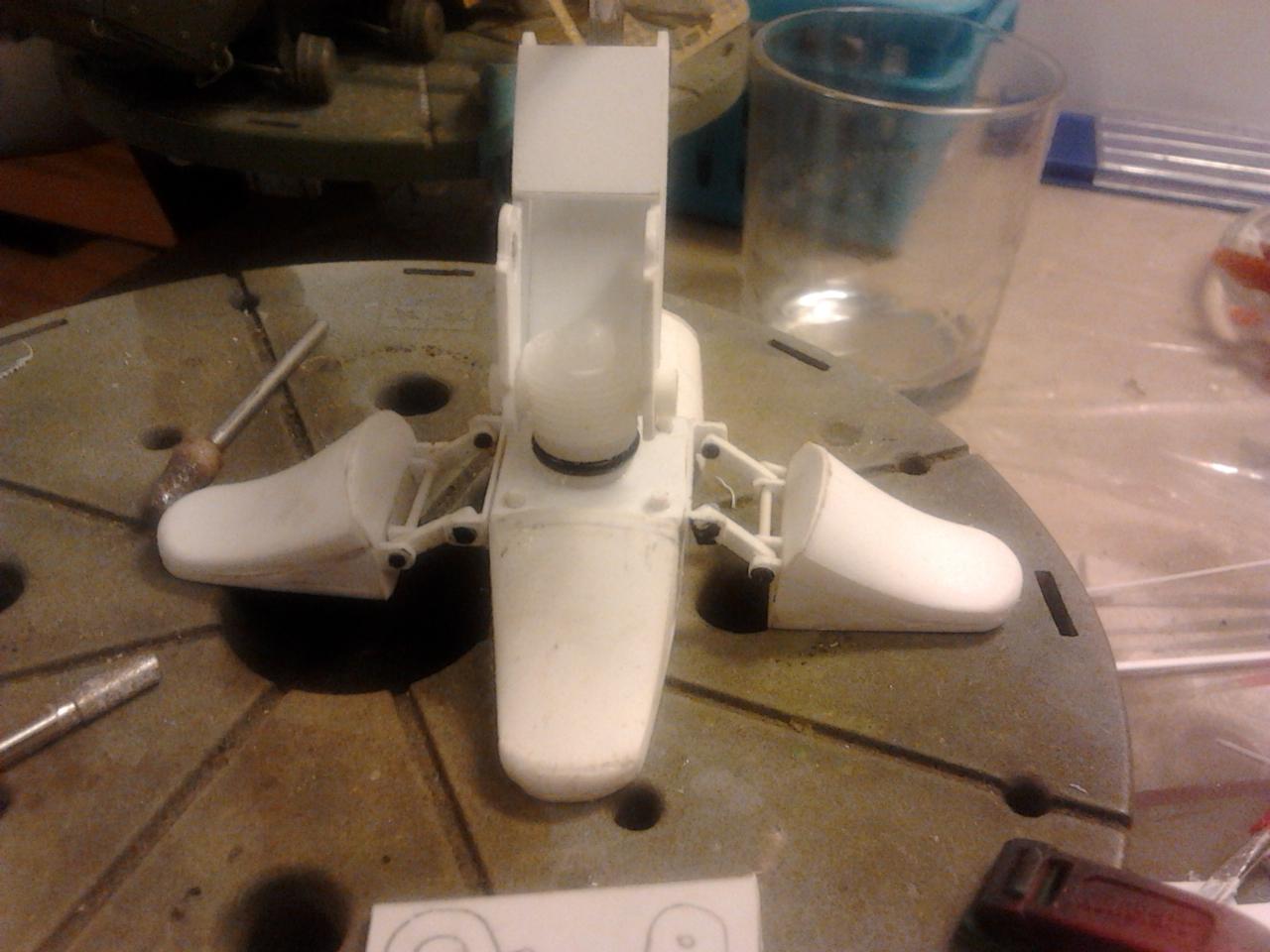 Le robot Mécha de Mika .....Projet terminé...... 69088113
