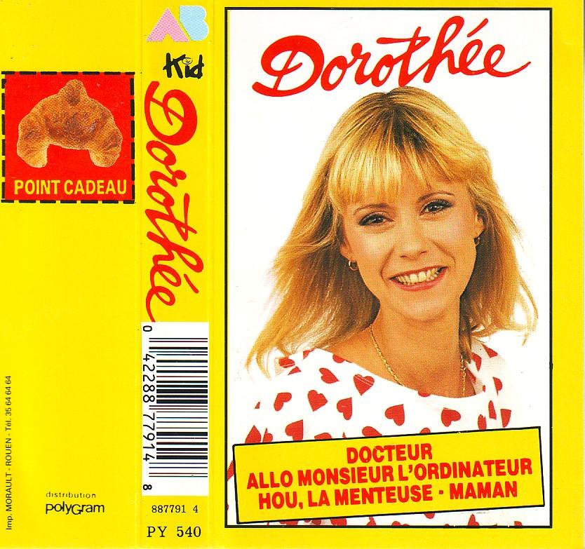 Dorothée et AB Productions (Récré A2 - Club Dorothée) Dorothee4titres1