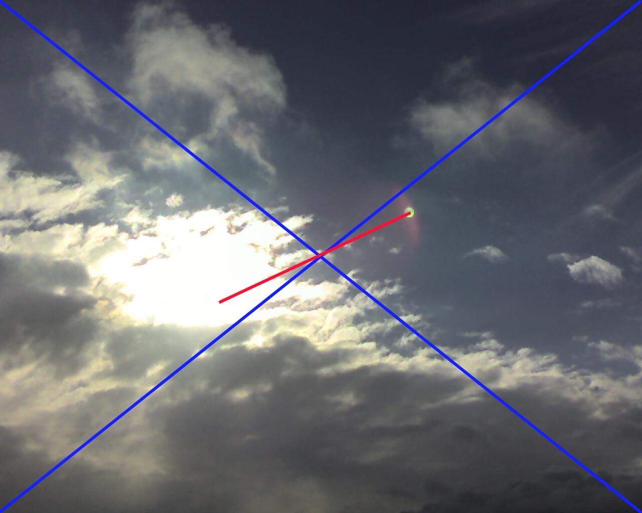 2010: le 17/12 à 13h - observation d'une boule de feu - Meuse  - Page 3 Num113h0317dec10flare
