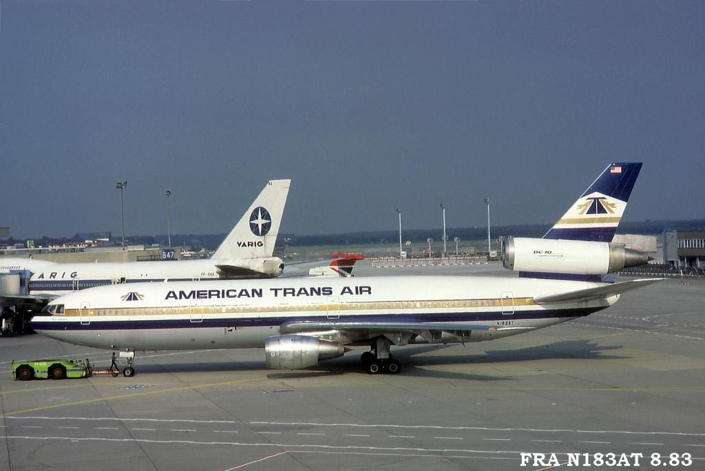 DC-10 in FRA Fran183at