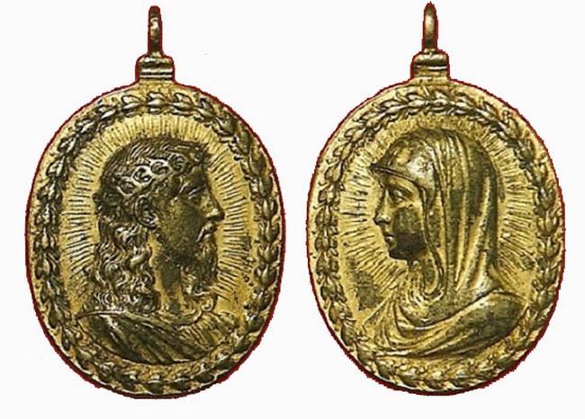 Recopilación medallas con el Rostro de Cristo ( Salvator Mvndi II) Cvzv