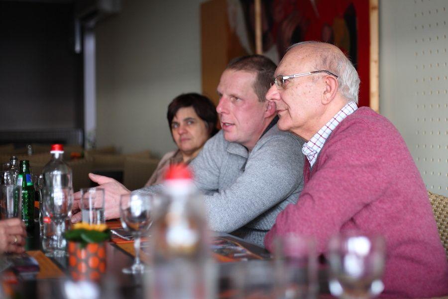 Sortie 4ème anniversaire le samedi 14 janvier 2012 à Dinant : Les photos d'ambiances 0801900