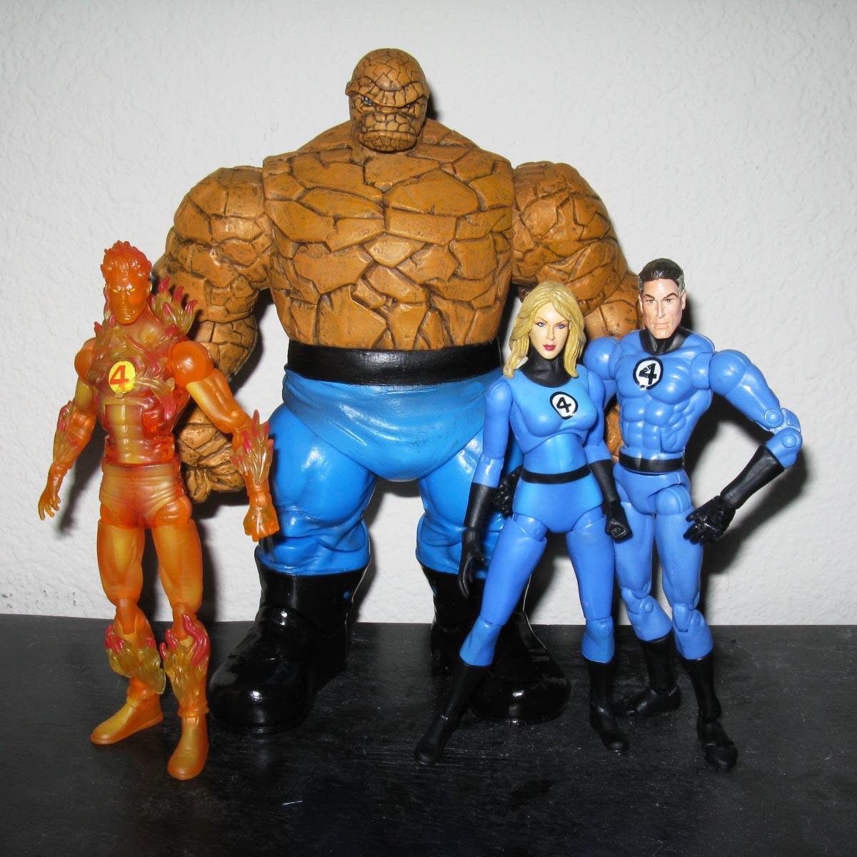 Marvel Select THING & ABOMINATION Thing1