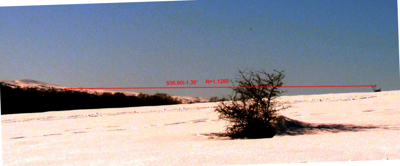 2009: le 11/01 à environ 15h30 ,16h - non lumineuxOvni en forme de diamant - st barnabé col de vence (06)  - Page 3 Cdv282
