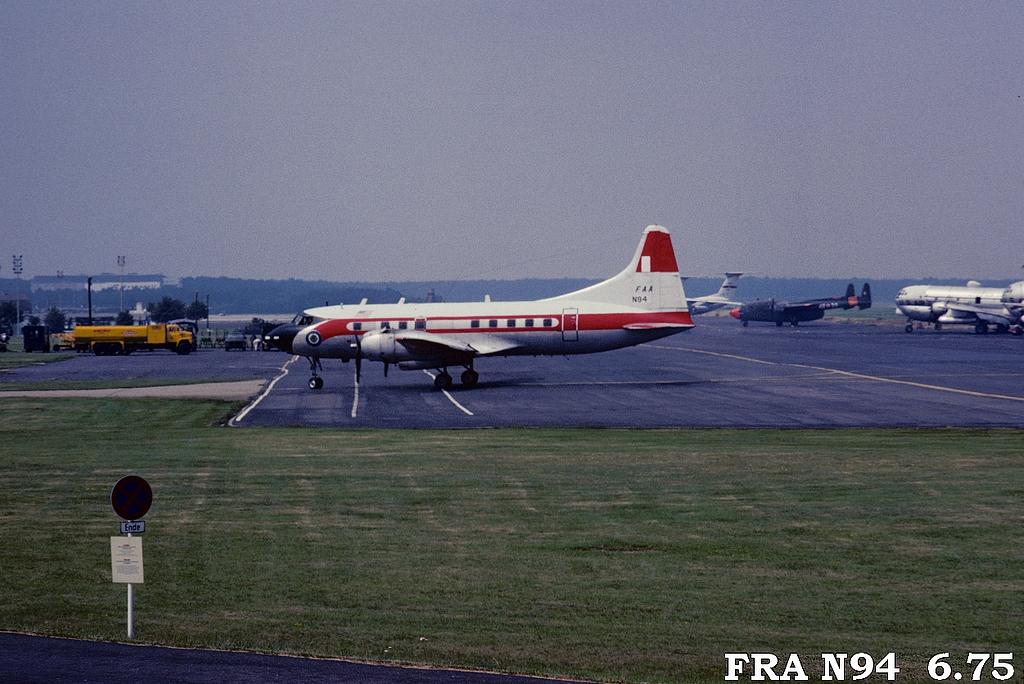 Rhein Main Air Base Fran94