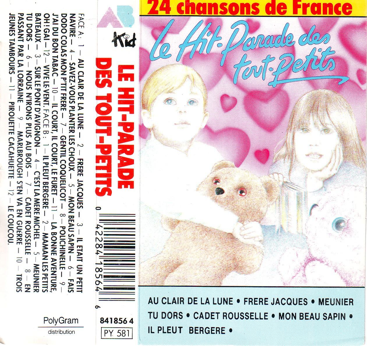 Dorothée et AB Productions 24chansonsfrance