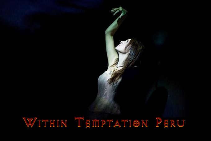 WITHIN TEMPTATION PERU
