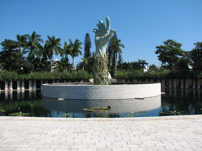 South Beach Holocaust Memorial Holocaustmemorial01