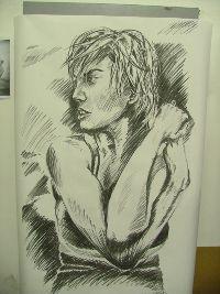 Mes dessins, ma passion, ma vie Modelevivantsexeoppos012ge.th