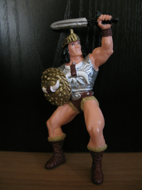Barbarian Fan Collection Heroic-Fantasy (MAJ 01/01/13) 20090306statuecollection