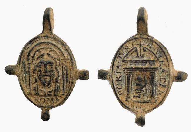 Recopilación medallas con el Rostro de Cristo ( Salvator Mvndi II) Lazl