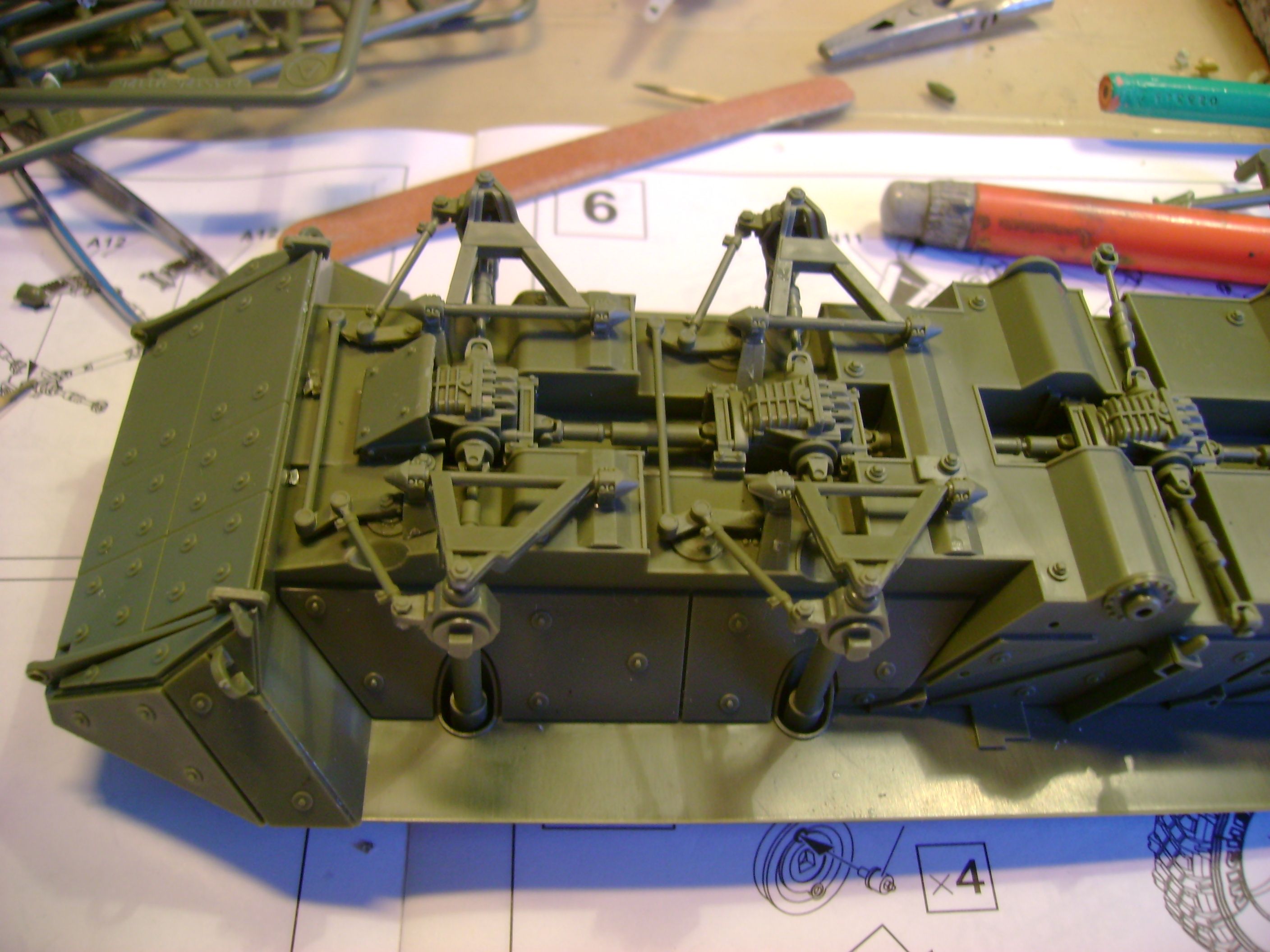 Stryker M1128 MGS Terminé.... 88178773