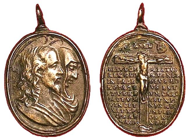 Recopilación medallas con el Rostro de Cristo ( Salvator Mvndi II) 2kw5