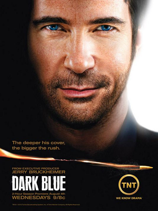 Dark Blue Seasons 01-02 DVDRip Darkblues2poster1