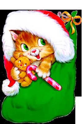 Animales de Navidad Kaww