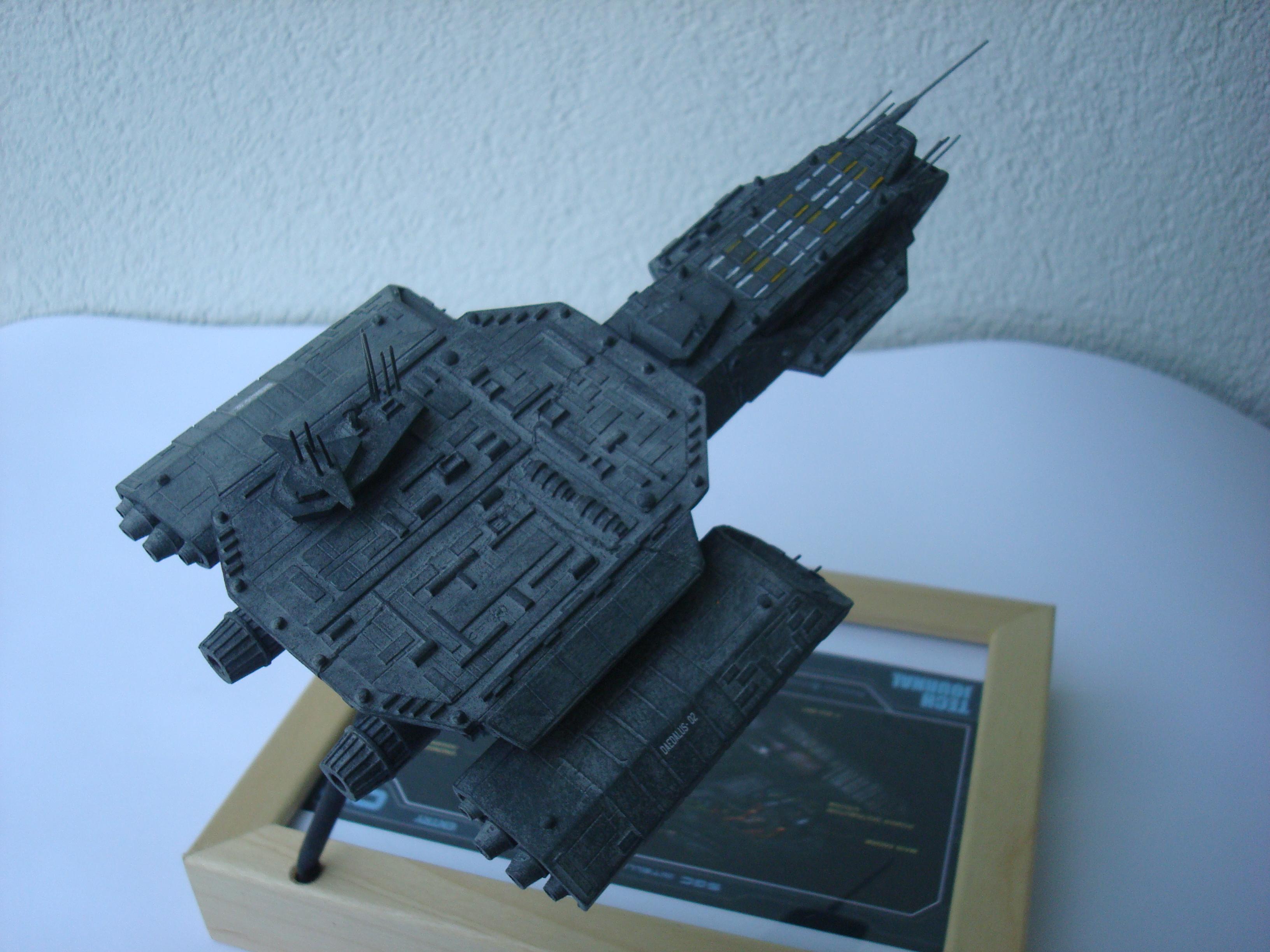 X304-CLASS DEEP SPACE CARRIER DAEDALUS Dsc00625rm