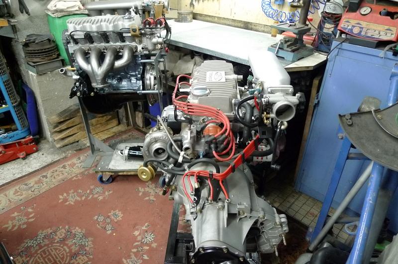 Reconversion de mon Escort MK3 Ghia en Escort RS 1600i - Page 4 P1040900i