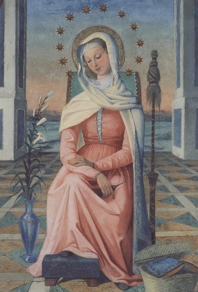 Madonna del Lirio - 1849 Sacrecoeur001
