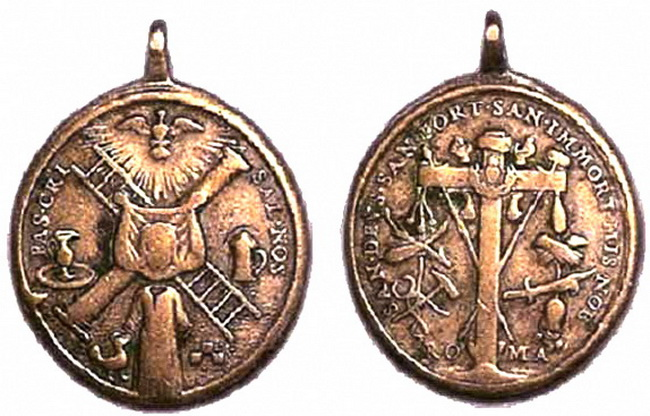 Recopilación medallas con el Rostro de Cristo ( Salvator Mvndi II) 3vh0