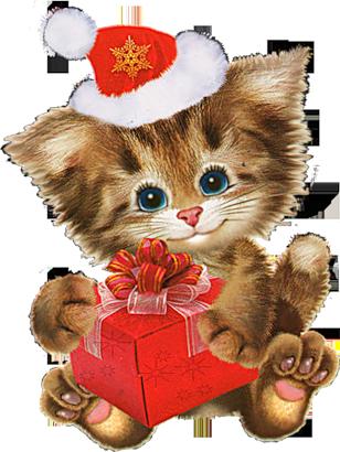 Animales de Navidad Cayf