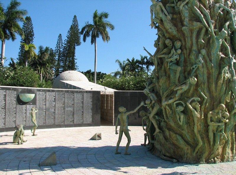 South Beach Holocaust Memorial Holocaustmemorial05