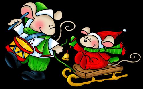 Animales de Navidad Uuqe