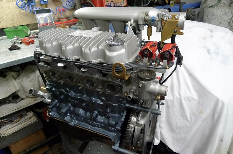 Reconversion de mon Escort MK3 Ghia en Escort RS 1600i - Page 4 P1040865m