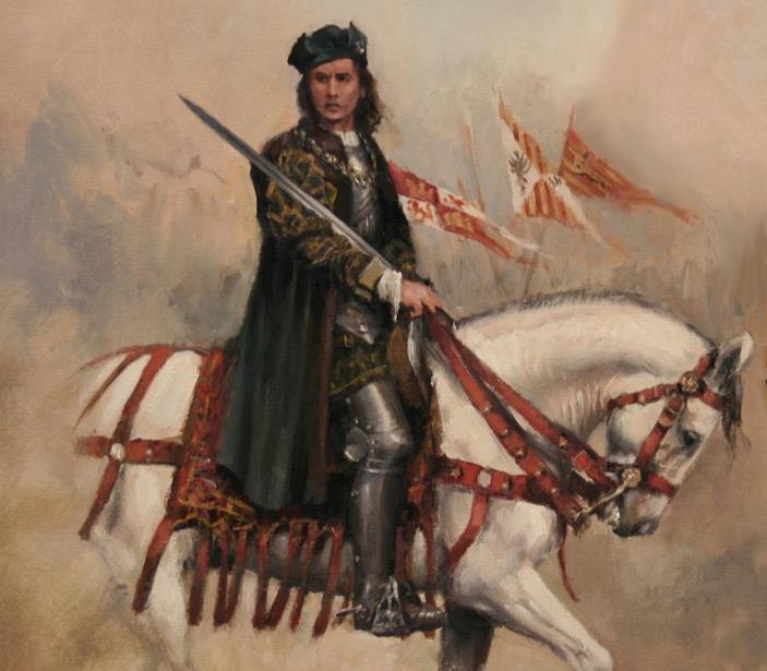 La batalla de Ceriñola (1503) Mu55