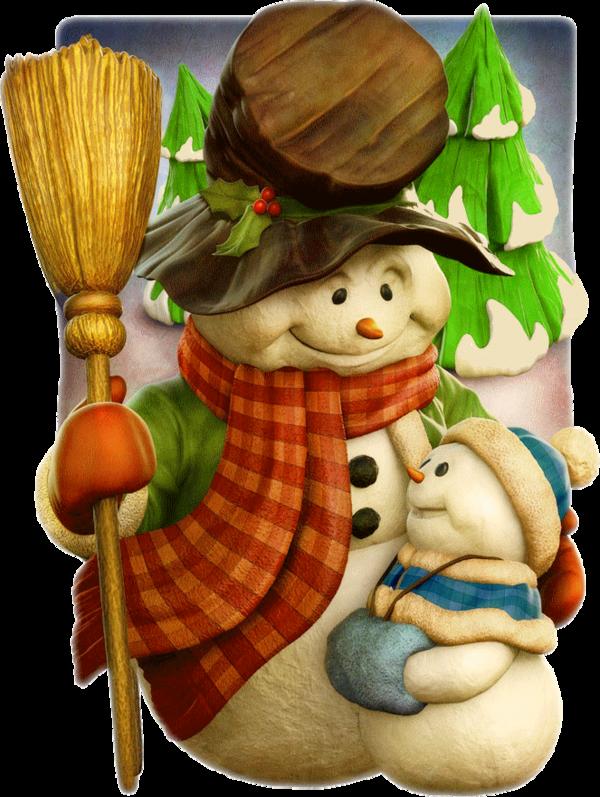 Muñecos De Nieve 1c0p