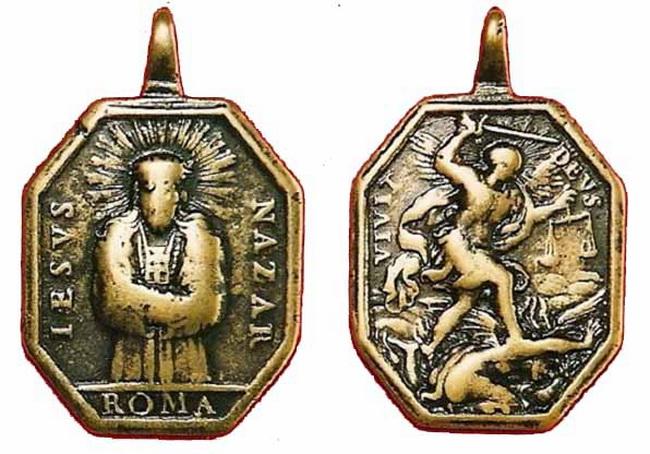 Recopilación medallas con el Rostro de Cristo ( Salvator Mvndi II) Uydd