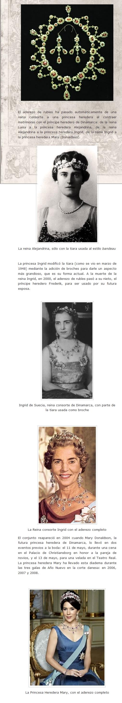 JOYAS DE LA CASA REAL DE DINAMARCA 51828374