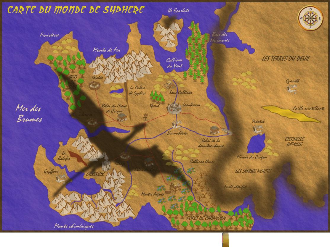 Carte Jeu de Rôle Inkscape Vectomap