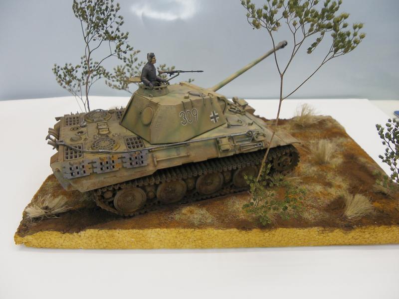 PANTHER sd.kfz171 - Tamiya - 1/35 Imgp2986h