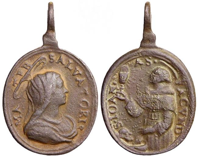 Recopilación medallas con el Rostro de Cristo ( Salvator Mvndi II) G26t
